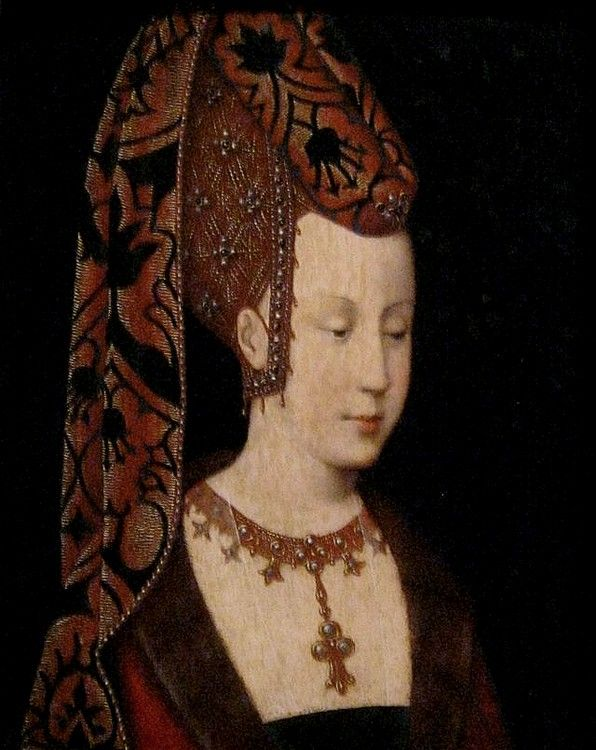 diamond jan van eyck isabella of bourbon