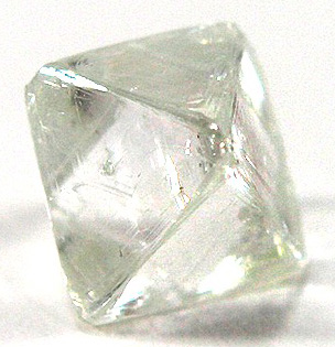diamond uncut point