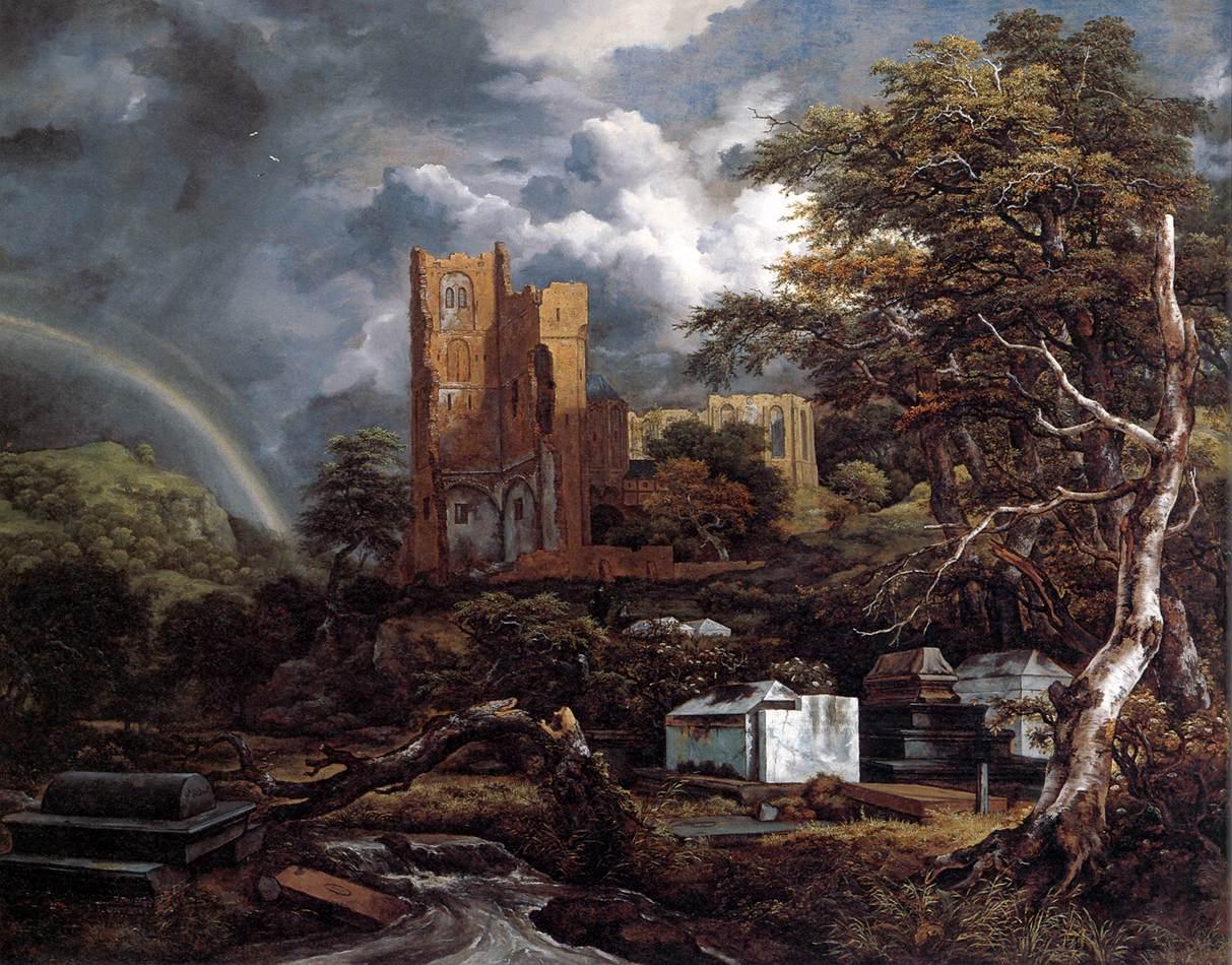 Beth Haim Oudekerk Jacob van Ruisdael