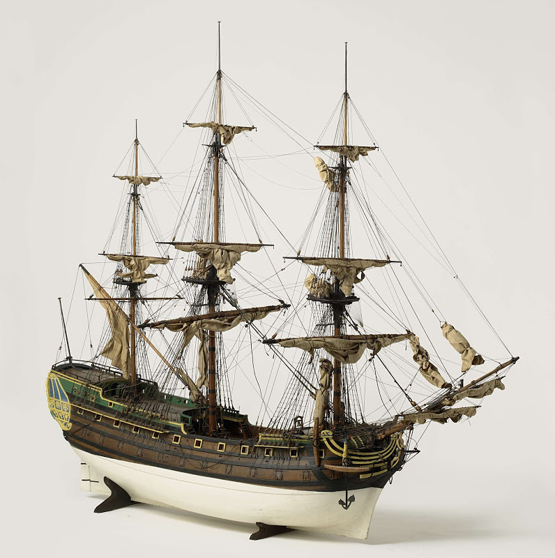 Eastindiaman ship
