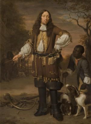 Jan Verkolje Johan de la Faille 1674