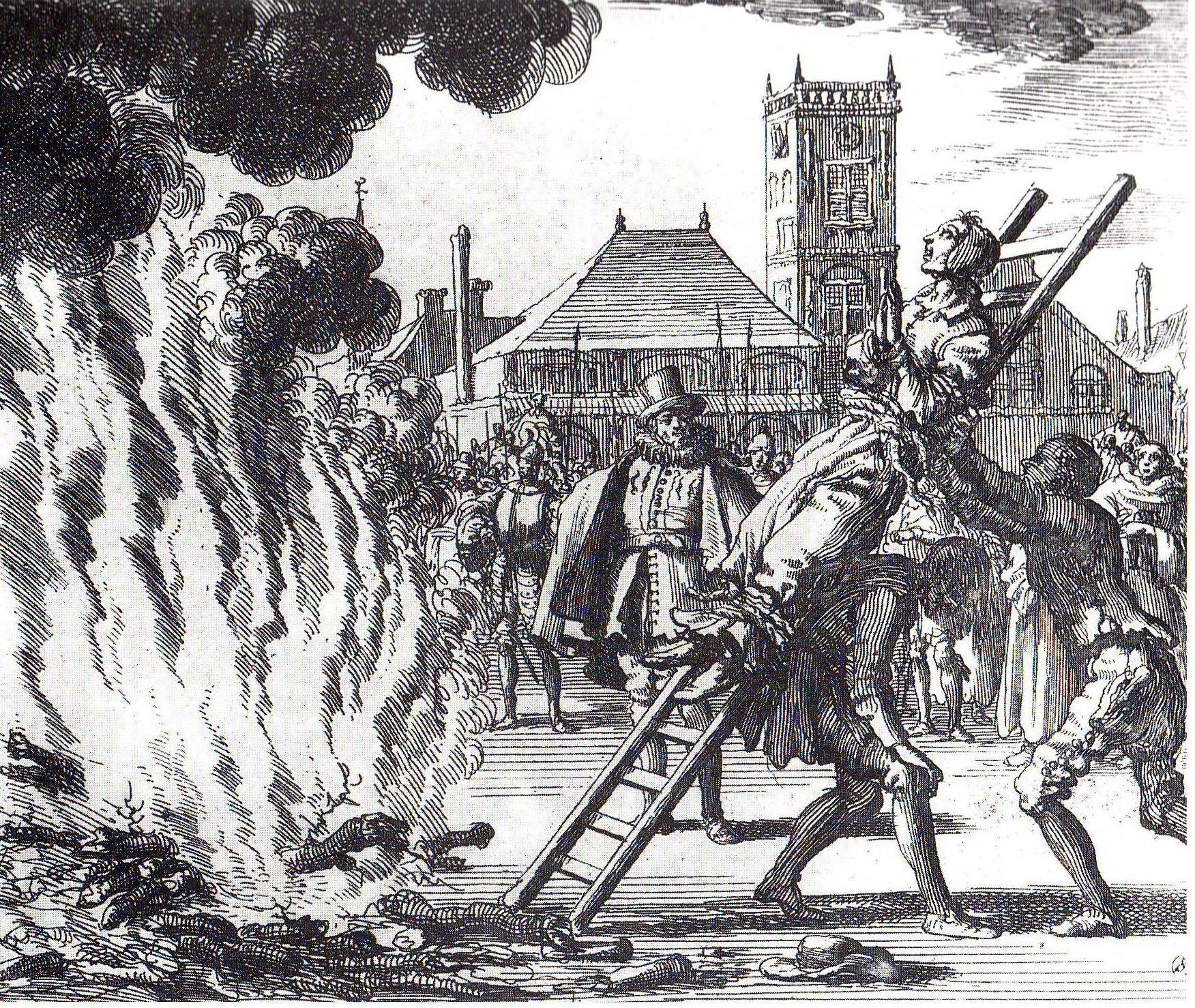 Mennonite dutch burning annaken hendriks