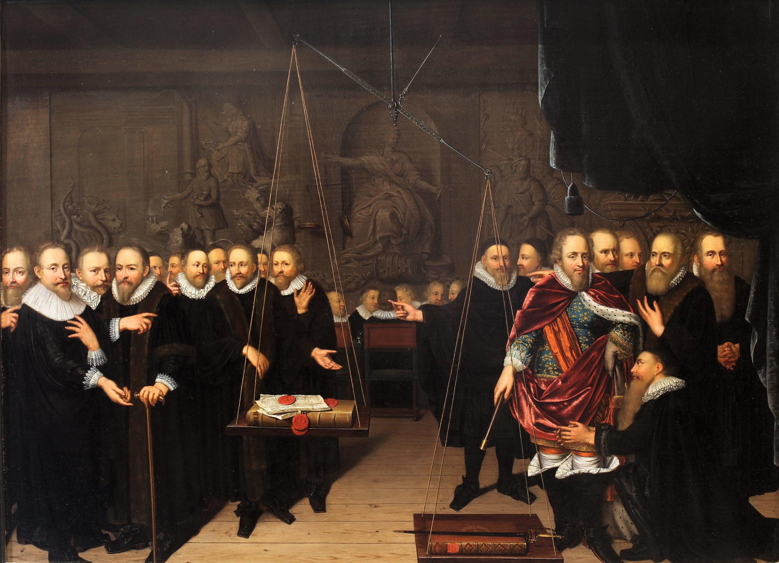 Synod of Dodrecht-Abraham_van_der_Eyk