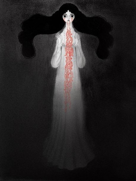 Vampy girl